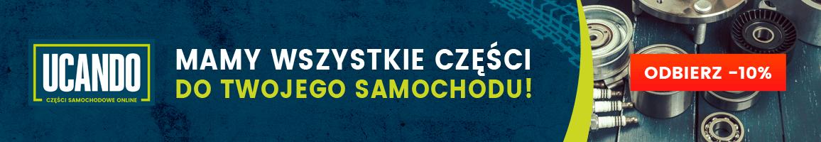 Części samochodowe Ucando.pl